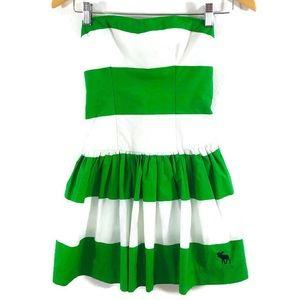 Abercrombie & Fitch Strapless Dress NWT Sz Small